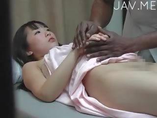 vitun Aasian suku puoli nukke